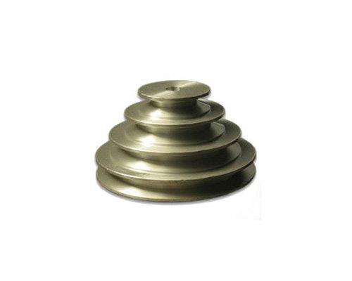 Aluminium-drill-pulley