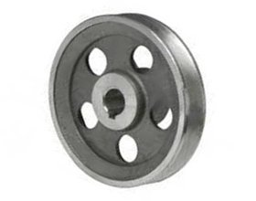 cast iron pulley in Aurangabad