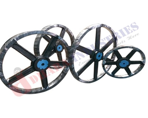 V Groove Pulley Manufacturer, Supplier and Exporter in Indonesia